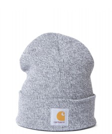 Carhartt WIP Carhartt WIP Beanie Scott Watch grey dark heather-wax