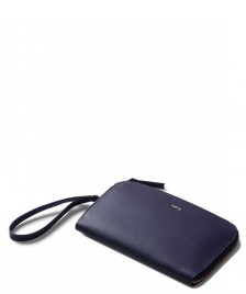 Bellroy Bellroy Clutch blue navy