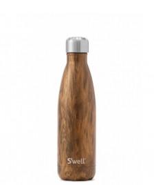 Swell Swell Water Bottle MD brown teakwood