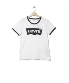 Levis Levis W T-Shirt Perfect Ringer white better ringer hous