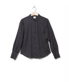 Selected Femme Selected Femme Shirt Sfmillado black/snow white dot