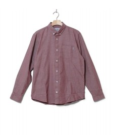 Carhartt WIP Carhartt WIP Shirt Dalton red sandy rose heavy rinsed