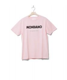 Wood Wood Wood Wood T-Shirt Mondano pink light