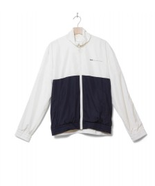 Wood Wood Wood Wood Jacket Homer blue off-white/navy