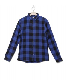 Revolution (RVLT) Revolution Shirt Check 3620 blue navy