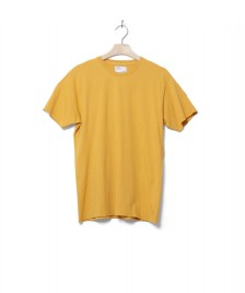 Colorful Standard Colorful Standard T-Shirt CS 1001 yellow burned