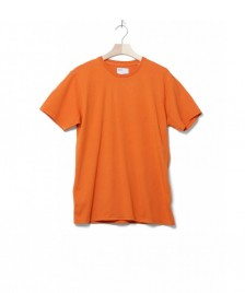 Colorful Standard Colorful Standard T-Shirt CS 1001 orange burned