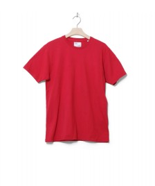 Colorful Standard Colorful Standard T-Shirt CS 1001 red scarlet