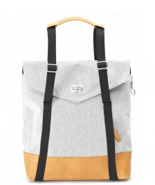Qwstion Qwstion Bag Tote raw blend natural leather