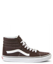 Vans Vans Shoes Sk8-Hi brown chocolate torte/true white