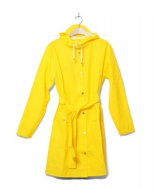 Rains Rains Rainjacket Curve yellow