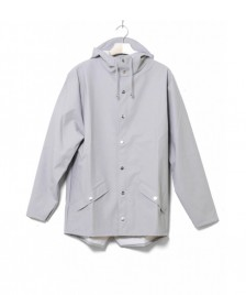 Rains Rains Rainjacket Short grey stone