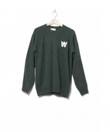 Wood Wood Wood Wood Knit Pullover Samuel green