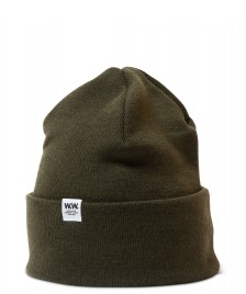 Wood Wood Wood Wood Beanie Gerald Tall green dark