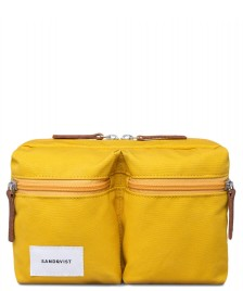 Sandqvist Sandqvist Bag Paul yellow