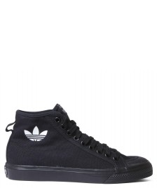 adidas Originals Adidas Shoes Nizza HI black core/core black/footwear white