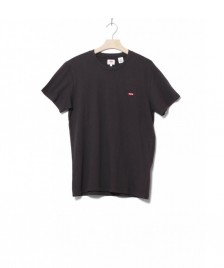 Levis Levis T-Shirt Original Hm black cotton patch