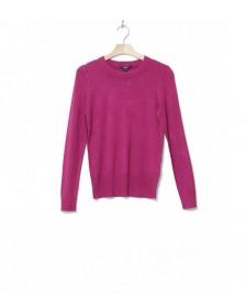 MbyM MbyM W Knit Pullover Carna pink raspberry rose melange