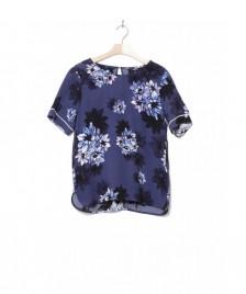 MbyM MbyM W T-Shirt Magaritta blue jet print
