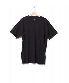 Carhartt WIP Carhartt WIP T-Shirt Script Embroidery black