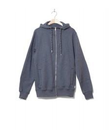 Revolution (RVLT) Revolution Zip Sweater 2571 blue navy