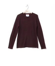 Revolution (RVLT) Revolution Knit Pullover 6005 red bordeaux