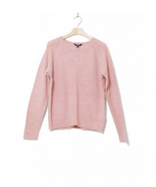 MbyM MbyM W Knit Pullover Liliani pink powder breeze melange