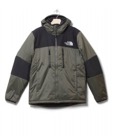 The North Face The North Face Jacket Him Ligt Synt Hood green nwtpe/tnf black
