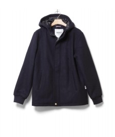 Wemoto Wemoto Winterjacket Dust blue navy