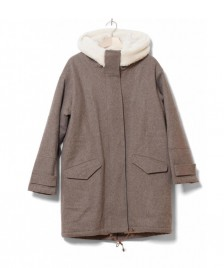 Sessun Sessun W Coat Sundance brown the