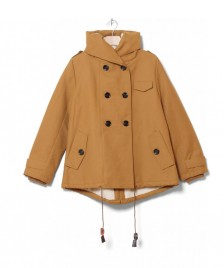 Sessun Sessun W Coat Sandison beige honey gold