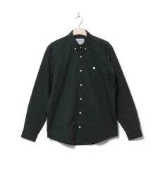 Carhartt WIP Carhartt WIP Shirt Madison green loden