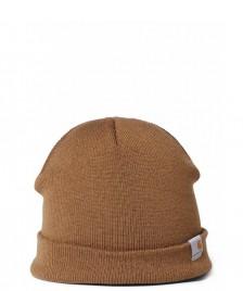Carhartt WIP Carhartt WIP Beanie Stratus Hat Low brown hamilton