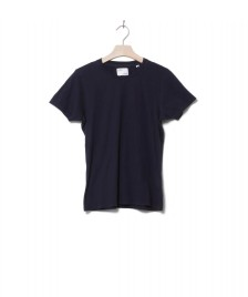 Colorful Standard Colorful Standard W T-Shirt CS 2051 blue navy