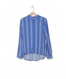 MbyM MbyM W Shirt Klara blue laurie print