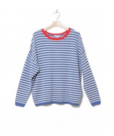 MbyM MbyM W Knit Pullover Roselia blue bright cobal sugar
