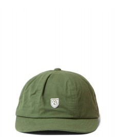Brixton Brixton 6 Panel B-Shield 3 green leaf