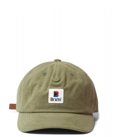 Brixton Brixton 6 Panel Stowell green leaf