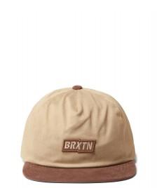 Brixton Brixton Snap Cap Topper beige khaki
