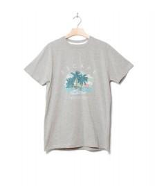 Wemoto Wemoto T-Shirt Earth grey heather