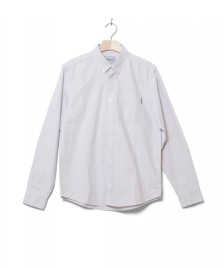 Carhartt WIP Carhartt WIP Shirt Button Down Pocket grey cinder