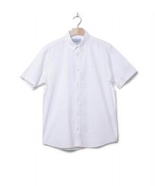 Carhartt WIP Carhartt WIP Shirt Lancaster Logo white