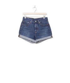 Levis Levis W Shorts 501 blue clue