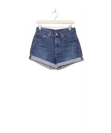 Levis Levis W Shorts 501 blue clue