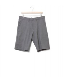 Carhartt WIP Carhartt WIP Shorts Johnson Diamond grey light heather rigid
