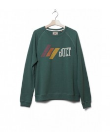 Lightning Bolt Lightning Bolt Sweater Bolt Shack Crew green trekking