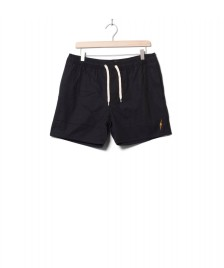 Lightning Bolt Lightning Bolt Shorts Plain Turtle black moonless night