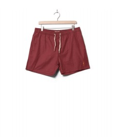 Lightning Bolt Lightning Bolt Shorts Plain Turtle red ruby wine