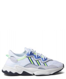 adidas Originals Adidas Shoes Ozweego white footwear/grey one/solar yellow