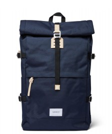 Sandqvist Sandqvist Backpack Bernt blue navy